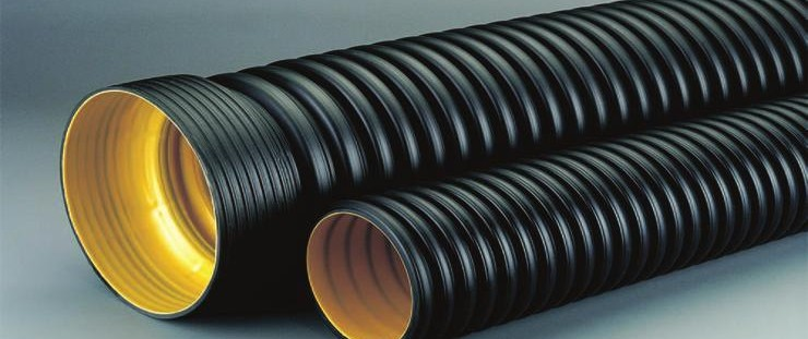 LOW PRESSURE POLYETHYLENE SEWAGE PIPES