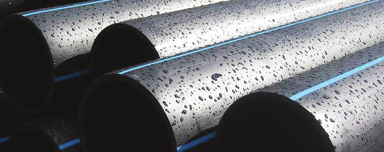WATER AND GAS TRANSPORTATION POLYETHYLENE PIPES